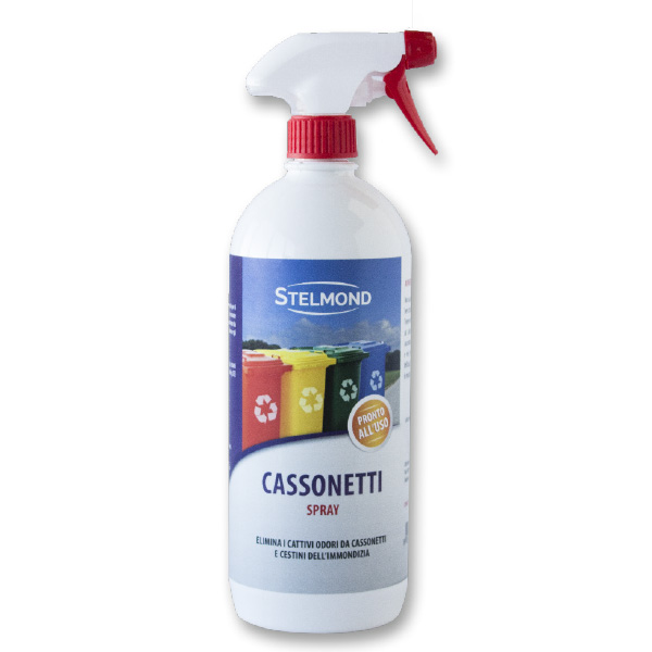 Cassonetti Spray