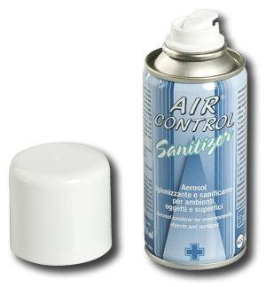 AIR CONTROL SANITIZER  150 ml.